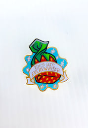 Strawberry Candy Pin