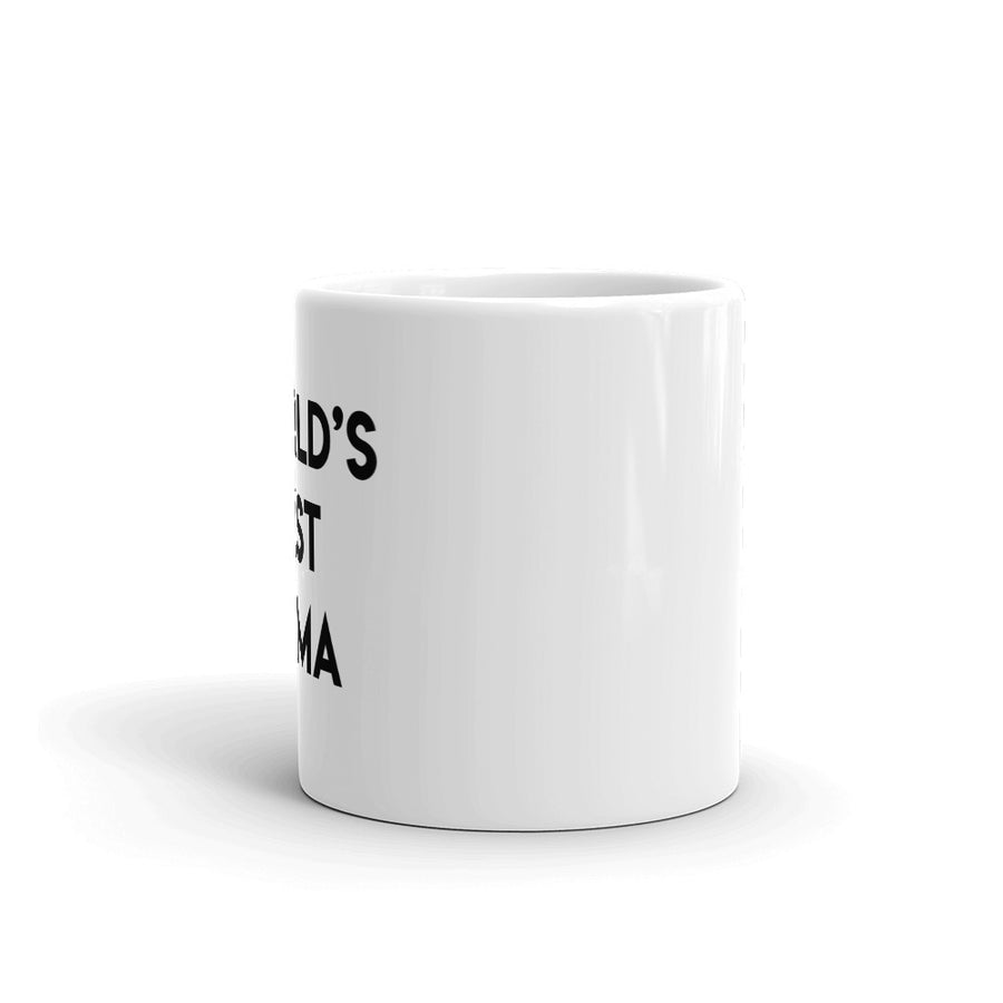 World's best prima- mug