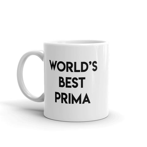 World's best prima