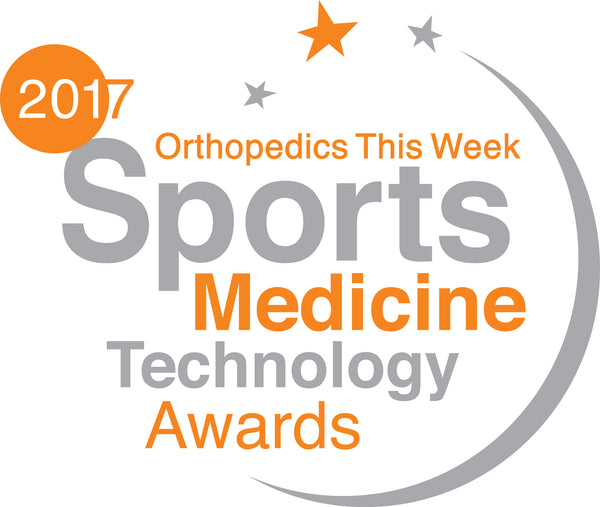 Freeze Sleeve - 2017 - Orthopedics This Week - Sports Medicine Award
