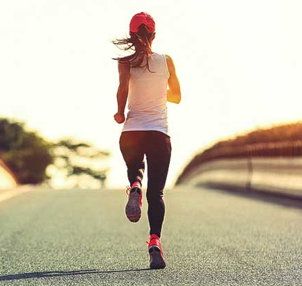Want to Walk or Run Faster? Focus on This Body Part