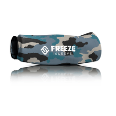Freeze Sleeve Blue Slate Camo