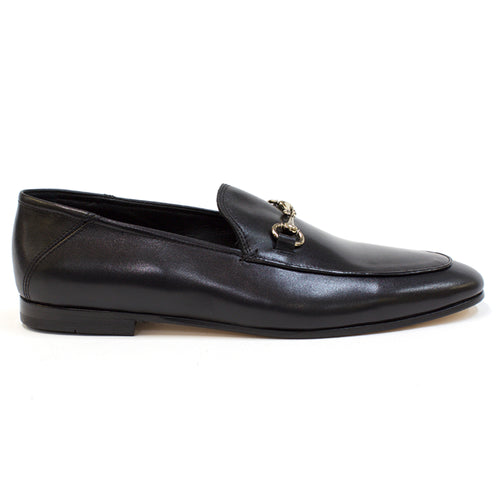 The Liam Dress Loafer in Black