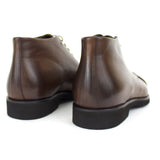 Brown Leather Dress Boot