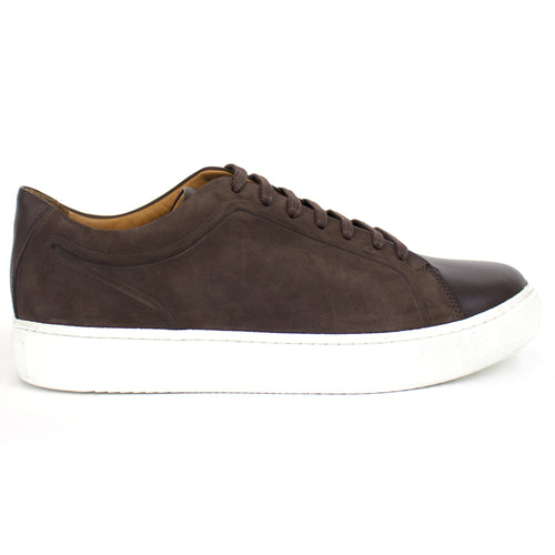 The Cameron Sneakers in Brown