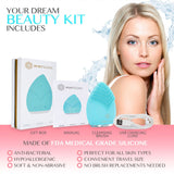 Features of MINTSONIC Luxury Facial Cleansing Brush - MINTBIOLOGY