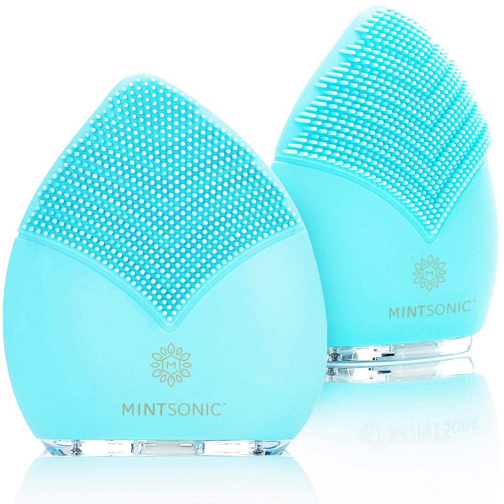 MINTSONIC Facial Brush