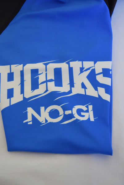 Hooks Female Rank Rashguard - Brown