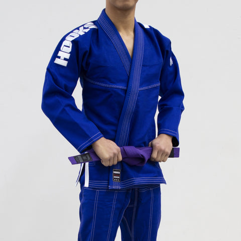 SUPREME - BLUE BJJ GI