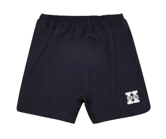 Hooks Kids College Grappling Shorts
