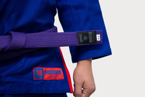 KIDS PRO LIGHT - BLUE GI with White Belt