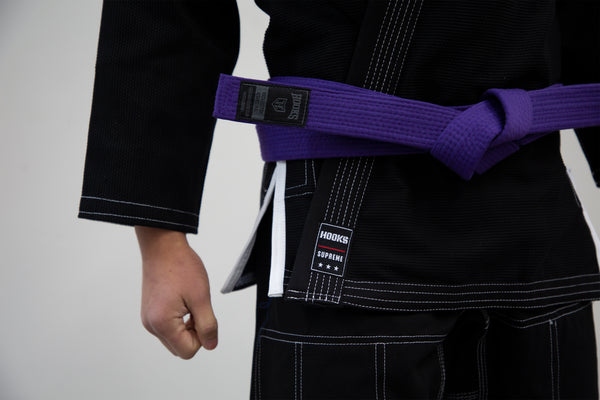 SUPREME - BLACK BJJ GI