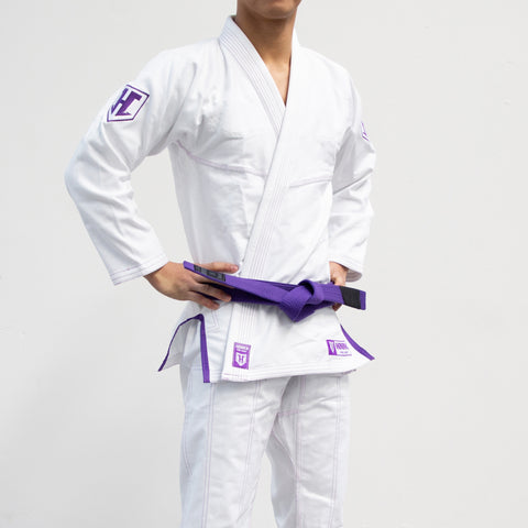 PRO LIGHT - WHITE BJJ GI