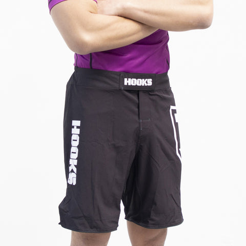 Hooks Prolight Grappling Shorts