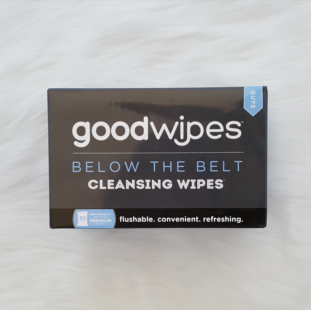 Good Wipes - Below the Belt