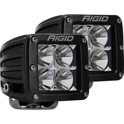 D- Series PRO Flood Surface Mount Black 2 Lights