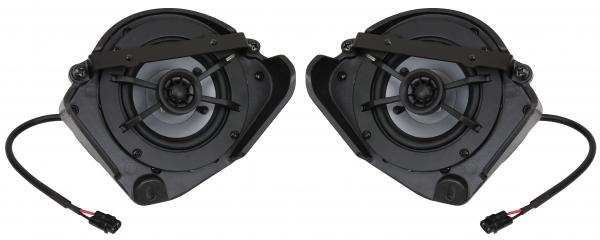 "Can-Am X3 Dash 4"" Kicker Marine Speakers with Sealed Enclosures"