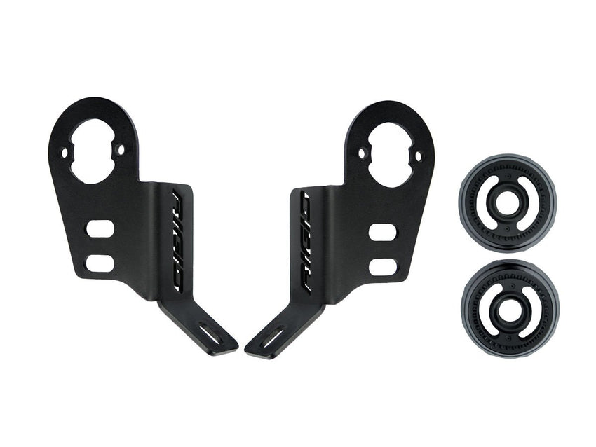 Polaris RZR Rigid Reflect Mirror Kit (Sold as pair)