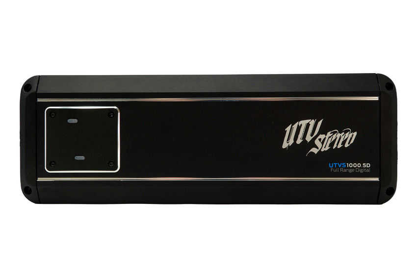 UTV Stereo Signature Series 5 Channel Amplifier UTVS1000.5D