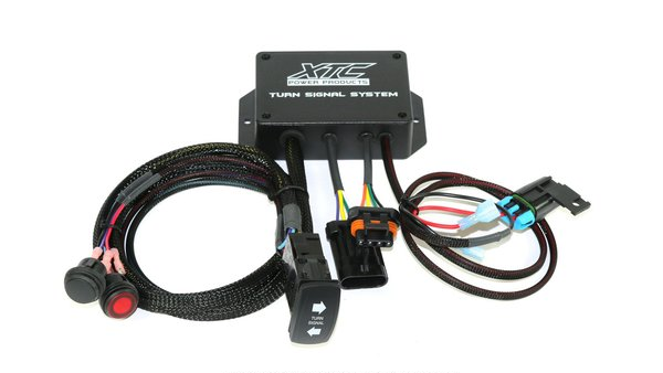 Can Am X3 Plug and Play Turn Signal System - Uses Factory Tail Lights - Includes Horn
