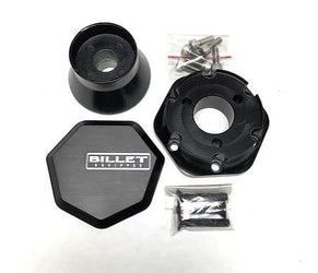 Billet Equipped 5 Hole Steering Wheel Adaptor
