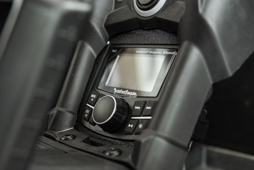 Can-Am X3 Rockford Fosgate PMX-2 Lower Mount