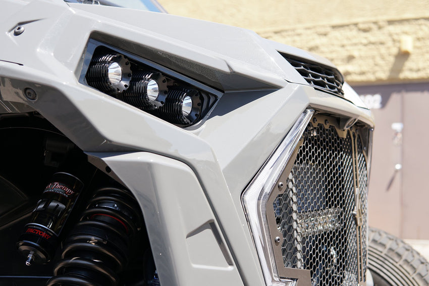 Polaris RZR Heretic Studio Headlights