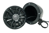 "Can-Am X3 6.5"" Cage Mount Pods - Unloaded"