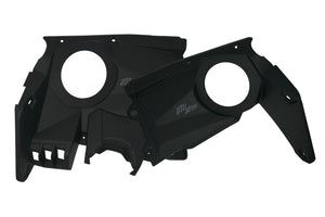 Can-Am X3 Signature Series Dash Panel Speaker Mounts