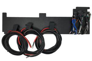 Polaris RZR Ride Command Amp Kit, Harness & Mounting Plate