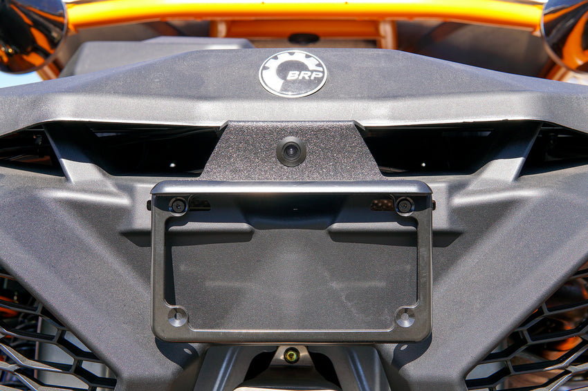 Can Am X3 Rear Camera System