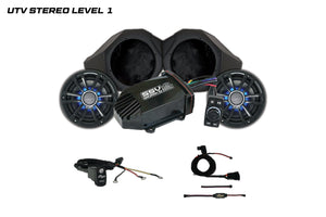 Can-Am X3 UTV Stereo Level 1 Stereo System