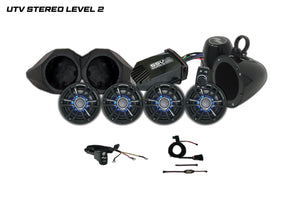 Can-Am X3 UTV Stereo Level 2 Stereo System