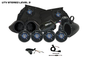 Can-Am X3 UTV Stereo Level 3 Stereo System