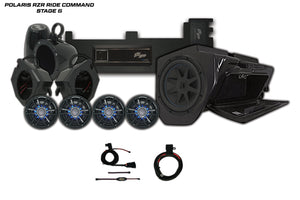 Polaris RZR Ride Command UTV Stereo Stage 6 Stereo System