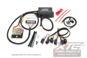 Polaris RZR 2019+ and Turbo S Plug and Play 6 Switch Power Control System (Strobe Avaliable)