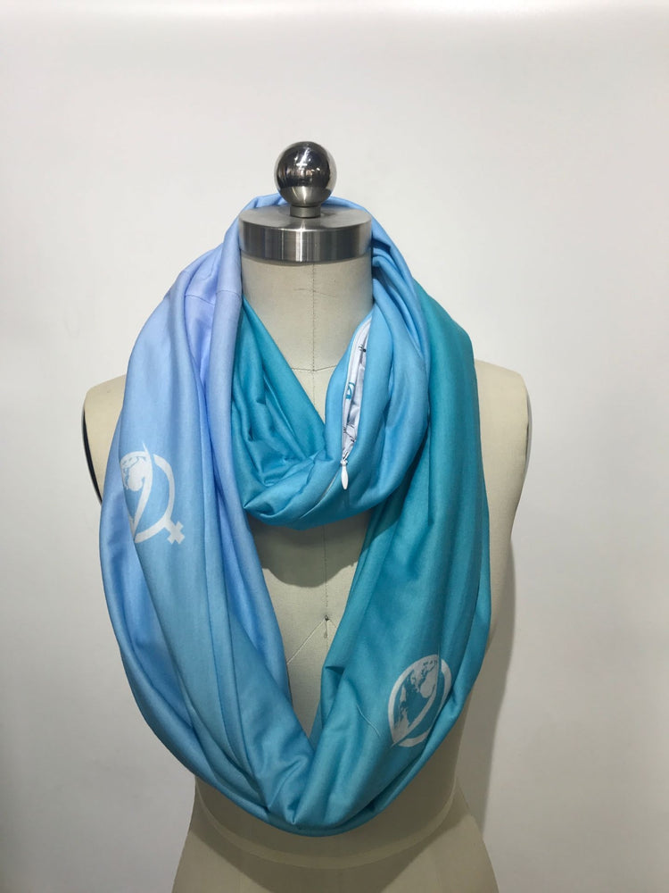 Wanderful + WITS Travel Scarf