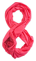 TRAVEL SCARF // Hibiscus