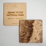 GRAND TETON National Park Coaster