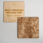 ROCKY MOUNTAIN National Park Coaster