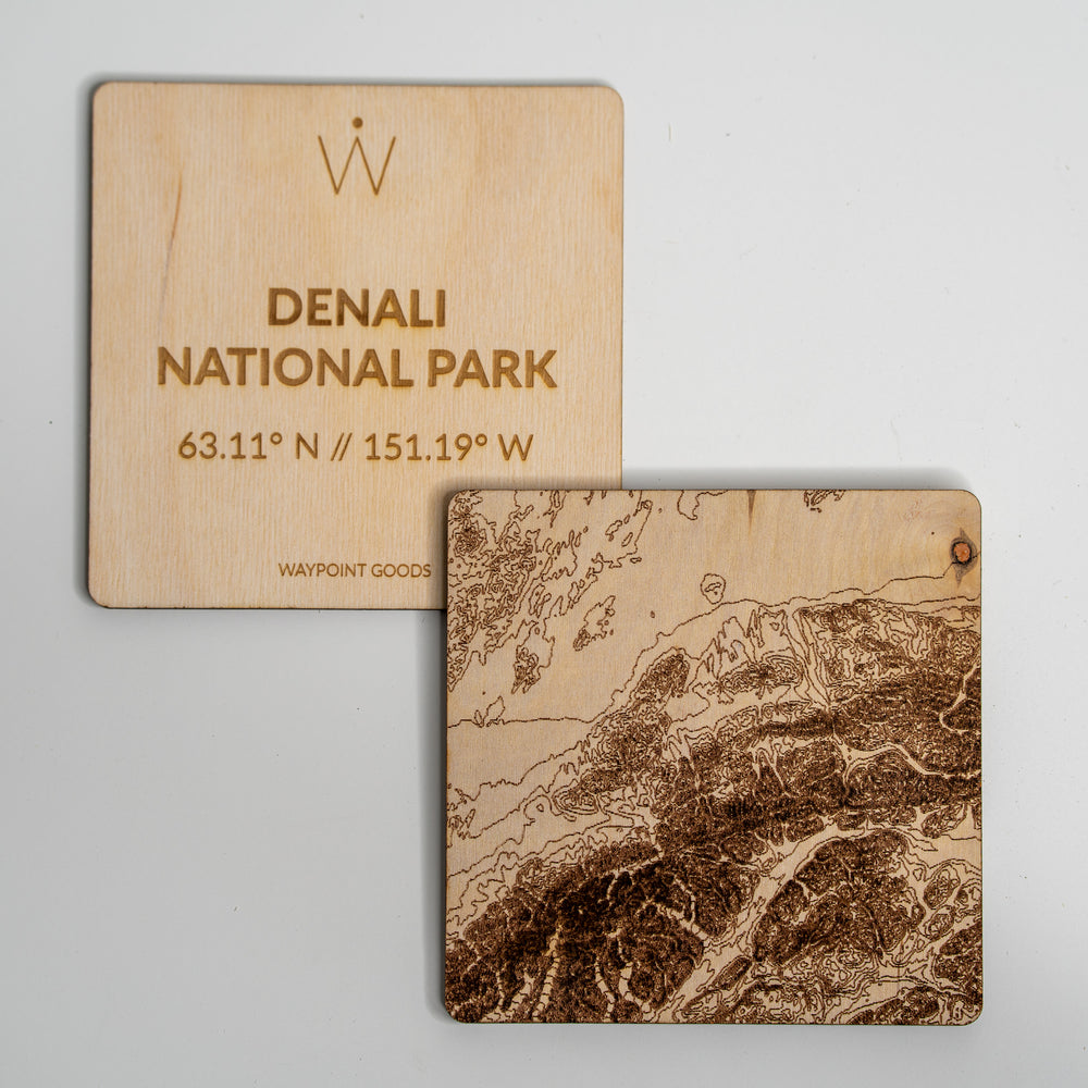 DENALI National Park Coaster