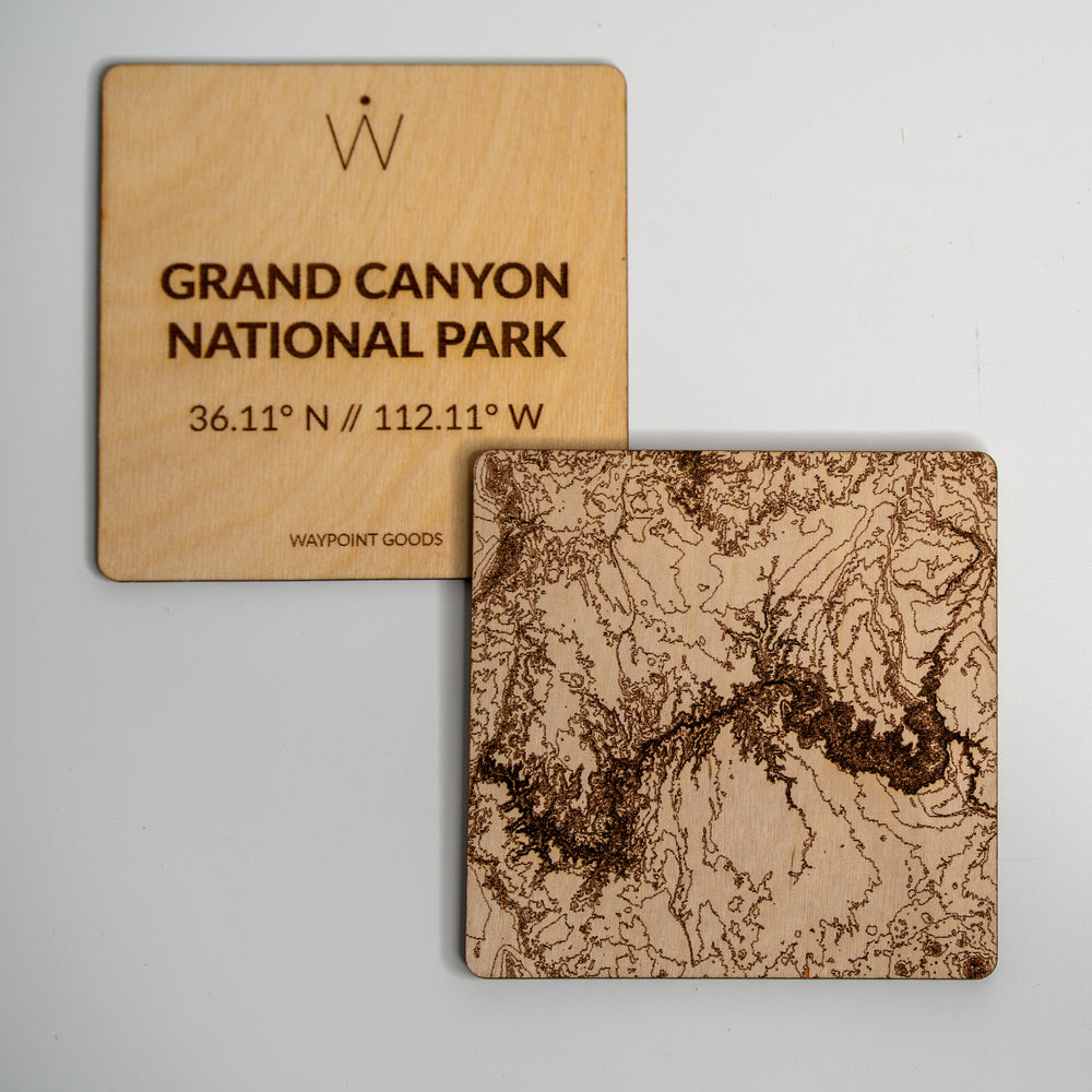 GRAND CANYON National Park Coaster