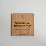 SHENANDOAH National Park Coaster