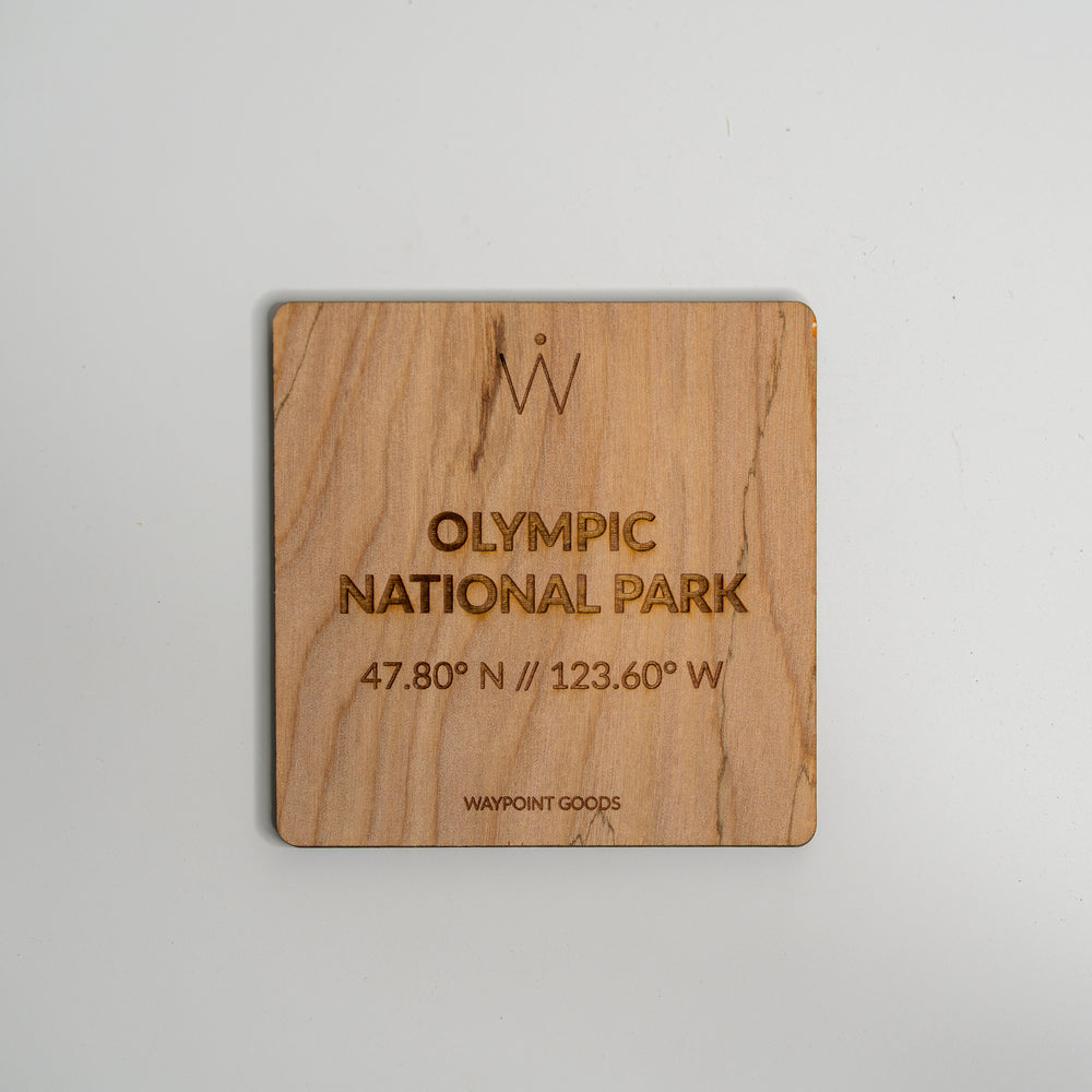 OLYMPIC National Park Coaster
