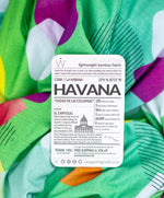 Limited Edition TRAVEL SCARF // City Series // Havana // Lightweight