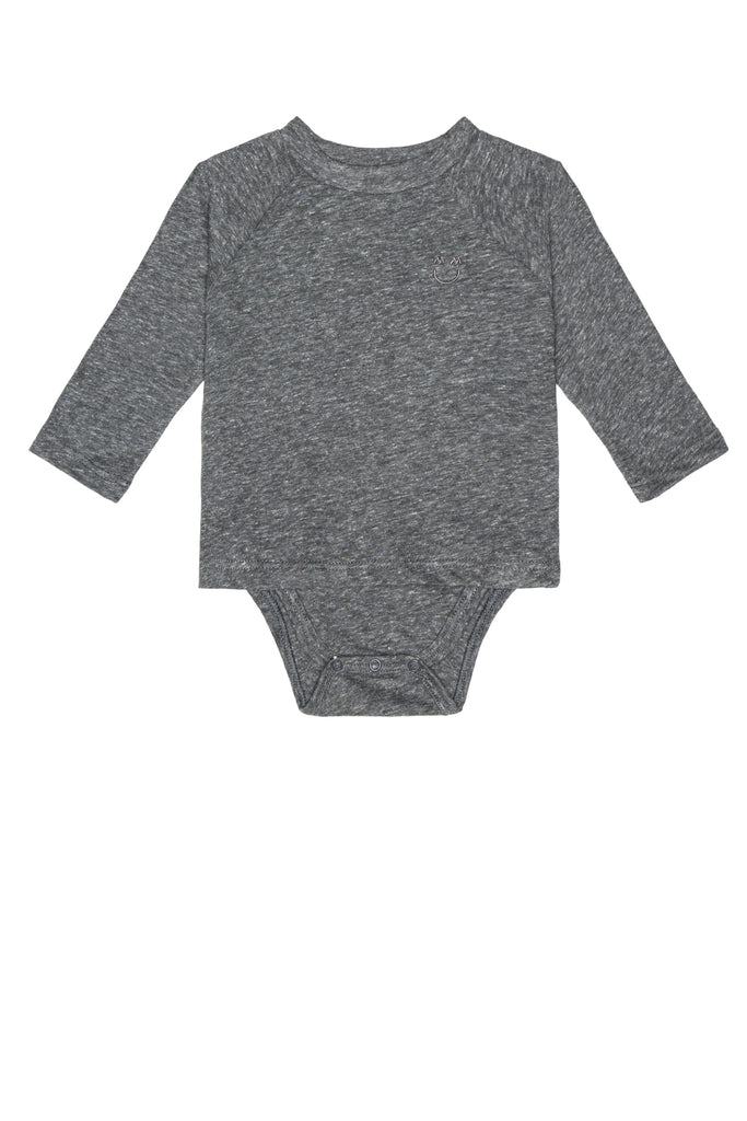 LONG SLEEVE RAGLAN BODYTEE