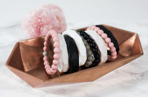 BANGLE - BPA Free, Food Grade, and Non Toxic Mommy Bracelets