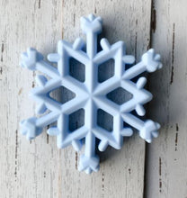 SNOWFLAKE -  BPA Free Food Grade Silicone Teether