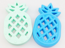 PINEAPPLE - BPA Free, Non-Toxic, Food Grade Silicone Teething Toy