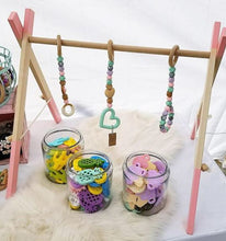 BABY GYM - All Natural Texas Hand Made Without Charms